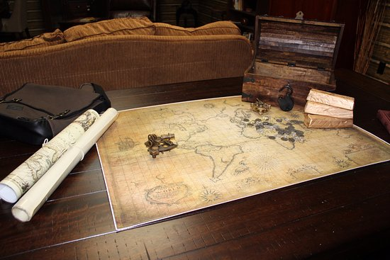 Windsor Locks, CT: Will you find the treasure and escape in time?