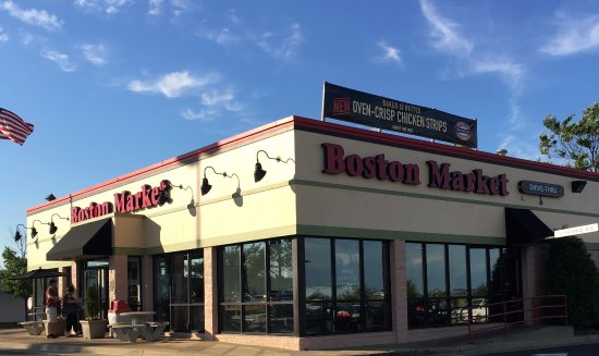 For a limited time, Boston Market is taking their rotisserie game to a new level with the introduction of new Rotisserie Prime Rib at participating locations. The new entree is available as part of a meal served with your choice of two sides, cornbread, horseradish cream sauce, and au jus for $