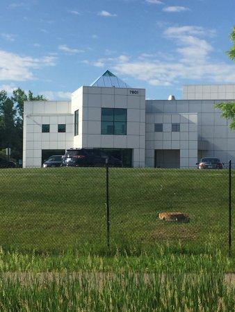 Chanhassen, MN: Vista fronta da entrada