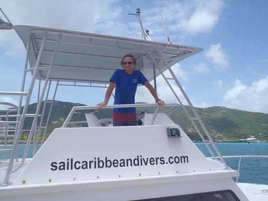 Sail Caribbean Divers : Great Capt & Crew