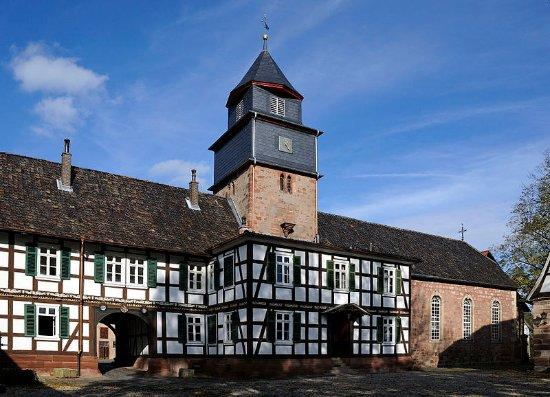 Kirche Völkershausen