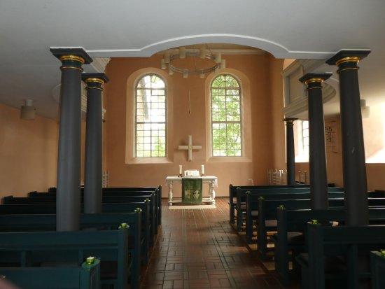 Wanfried, Γερμανία: Innenraum der Kirche