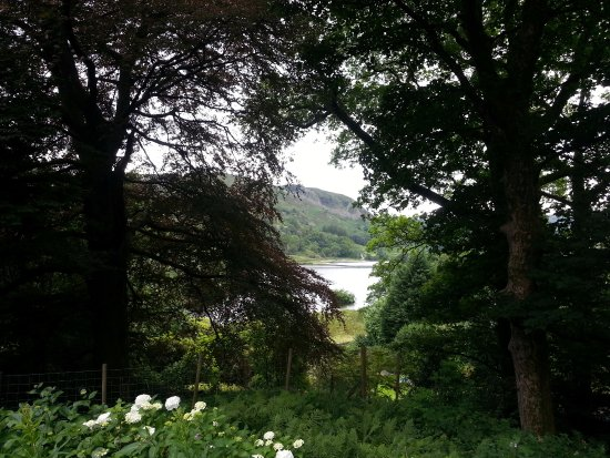 Rydal, UK: Looking onto Lake Windermere