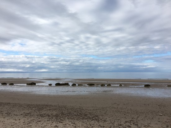 Findhorn, UK: Beach 2