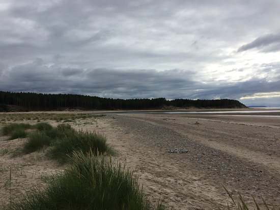 Findhorn, UK: Beach 3