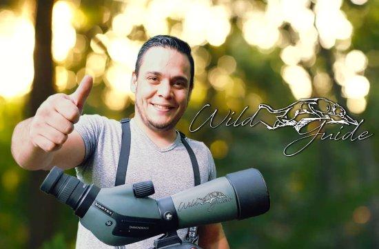 Oscar Perez Naturalist Guide