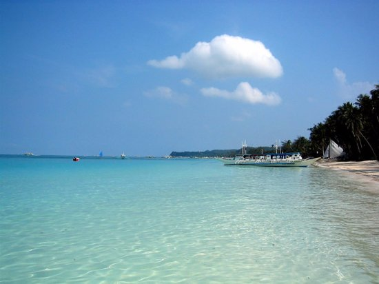 7Stones Boracay Suites: sample beach picture