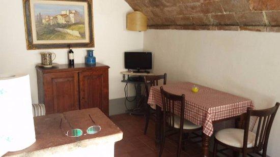 Santa Maria a Poneta: soggiorno appartamento Linari