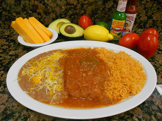 Norwalk, CA: Chile RellenoS (1) served with tortillas