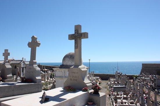 Le Cimetiere Marin: Sète, Cimetière Marin