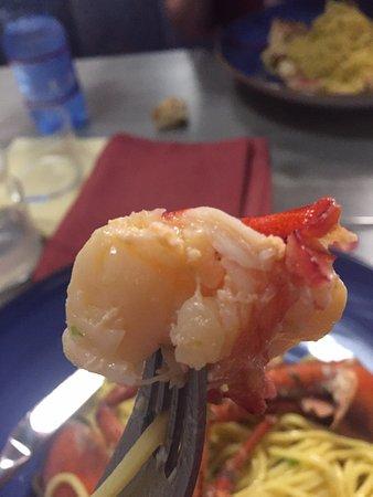 Moa - Ristorante: Мясо лобстера