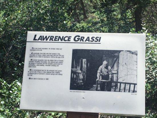 Grassi Lakes Photo