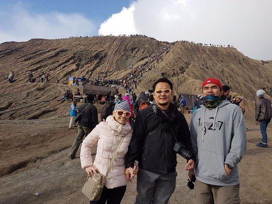 Bromo Tours: Rim of Mount Bromo