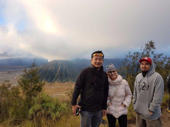 Bromo Tours: Mount Bromo from Seruni Point