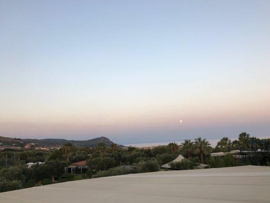 Villaggio Blue Marine: Vista dal ristorante