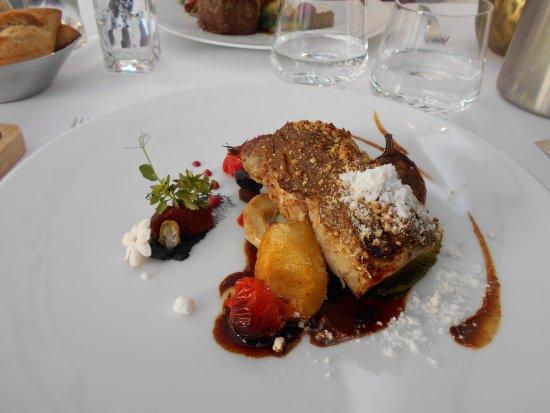 L'Hysope: Filet mignon en croûte de cognac