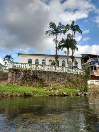 Nhundiaquara River: rio e Casa Rocha Pombo