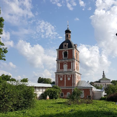 Goritskiy Monastery: колокольня