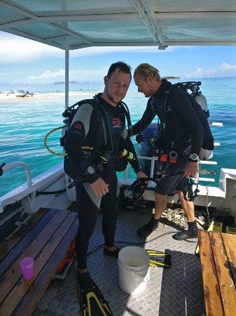 Kai Wai Ocean Sports: Me and Stefan