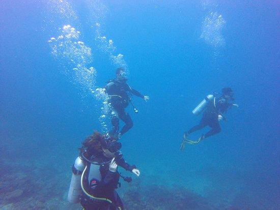 Kai Wai Ocean Sports: Scuba diving with family