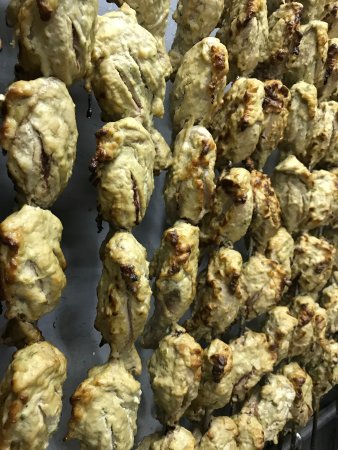 Chilliesine Indian Restaurant - CunZhong Store: Tangdi Kabab@ 淇里思印度美食餐廳 Chillies Indian Restaurant Taichung 0423770007 , 0422517111