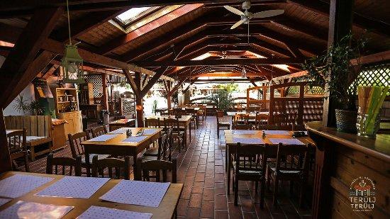 Terulj-Terulj Restaurant - New Muskatli: Terülj-terülj restaurant