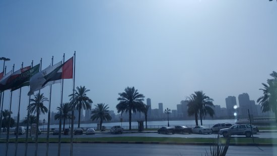 Copthorne Hotel Sharjah: From hotel lobby