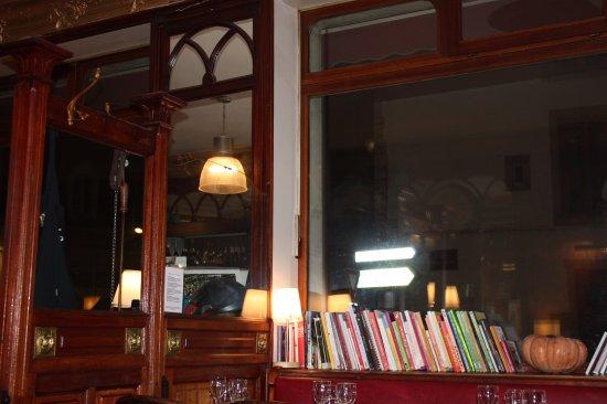 Nancy, Restaurant L'Institut, outside