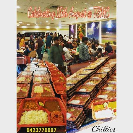 Chilliesine Indian Restaurant - CunZhong Store: I love Packing @ 淇里思印度美食餐廳 Chillies Indian Restaurant Taichung 0423770007 , 0422517111
