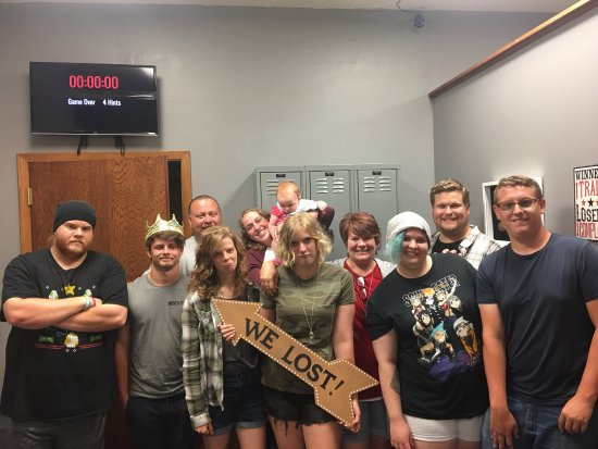 Fargo Escape Room