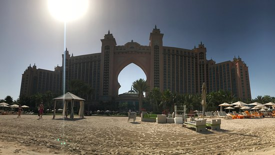 Atlantis, The Palm: A great stay in May 2017