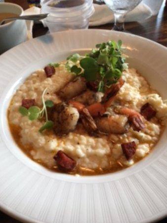 Rocktown Kitchen: shrimp and grits