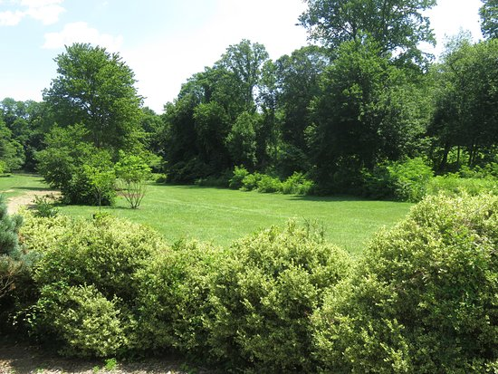 Middletown, NJ: Large green expanses