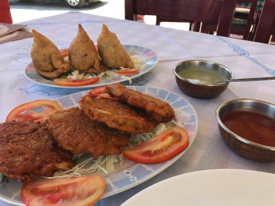 Картерадос, Греция: Good food not great