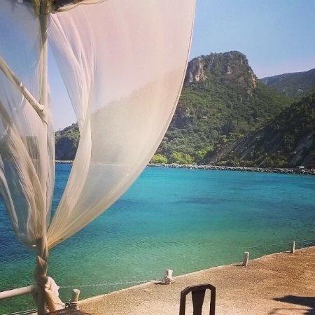 Avlakia, กรีซ: Amazing view!