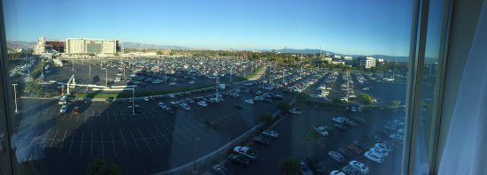 Hilton Santa Clara: View from the 8th floor room