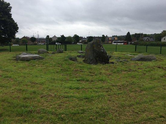 Balgarthno Stone Circle (Farm of Corn)