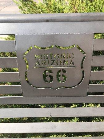 Winslow, AZ: Standin' on the Corner Park