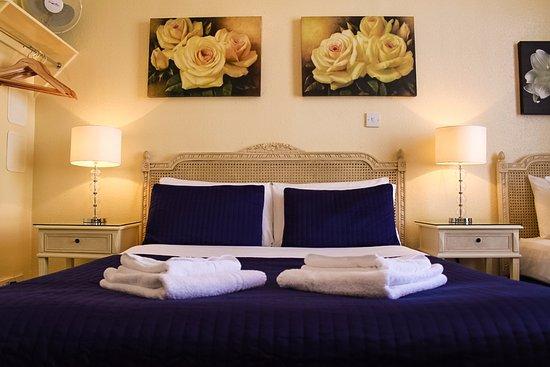 โรงแรมเบลดส์: Triple Room