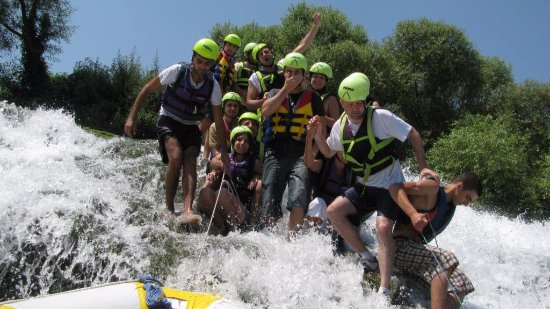 Hermel, Líbano: Rafting Squad - Things to must do