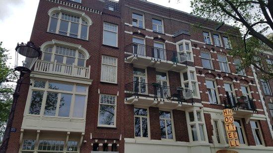 Esterno Dell Hotel Bild Von The Bridge Hotel Amsterdam