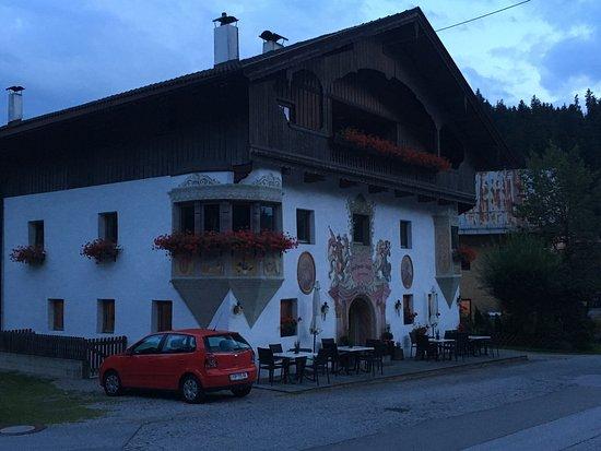 Itter, Oostenrijk: Gasthaus Rossl