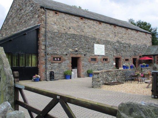 Lorton, UK: Tea barn