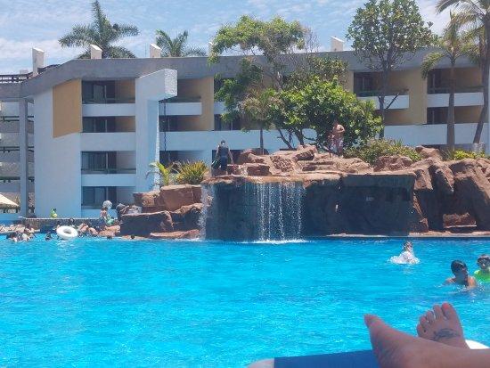 El Cid Castilla Beach Hotel: 20170715_134155_large.jpg
