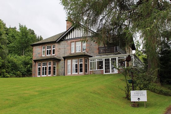 Foyer House Loch Ness : Foyers bay country house updated guesthouse reviews