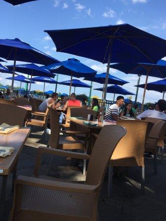 Rye, Estado de Nueva York: Upper deck