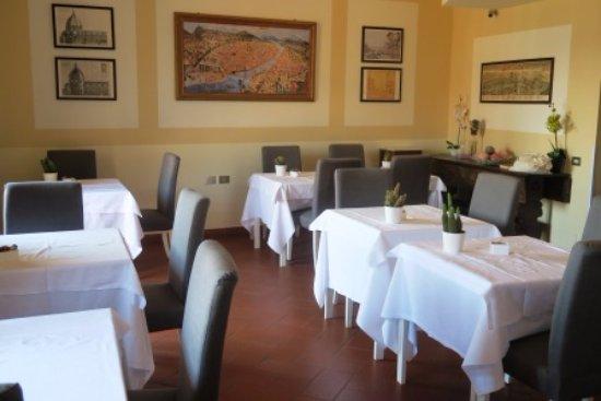 Locanda dei Guelfi B&B: Sala colazione