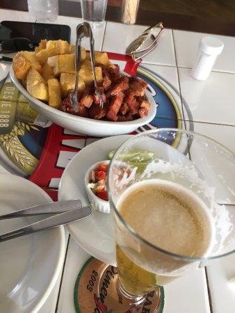 Barretos, SP: Uma delícia de boteco!  Bom atendimento!  Boa comida! Ambiente bonito e agradável! Segue a excel