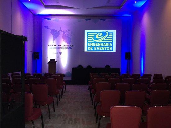 Reboucas Convention Center