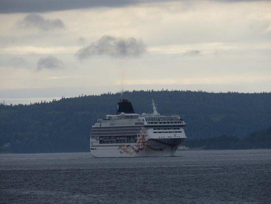 Port McNeill Bild